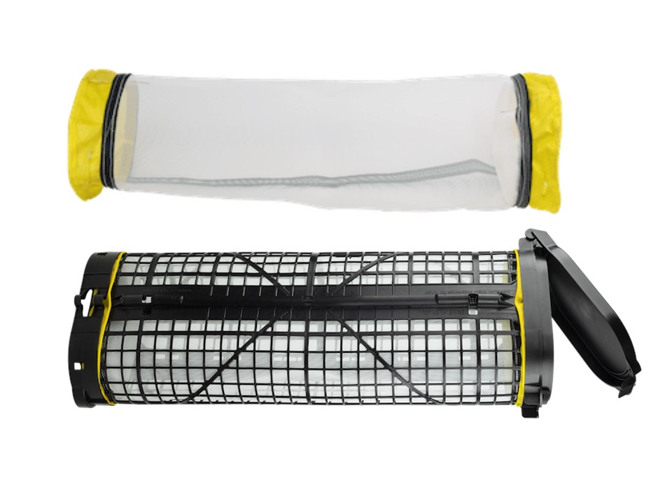 SEAPA 牡蠣養殖バスケット(カゴ)稚貝用ソック