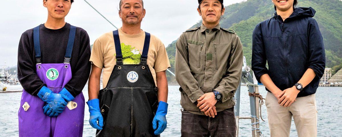 宮城県の片倉商店を取材。月刊「養殖ビジネス」。カキ養殖を進化させるシングルシードに挑戦者たち