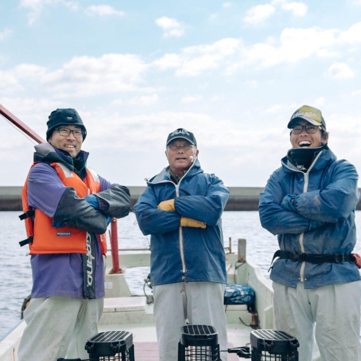 シングルシード牡蠣ネットワーク 2021